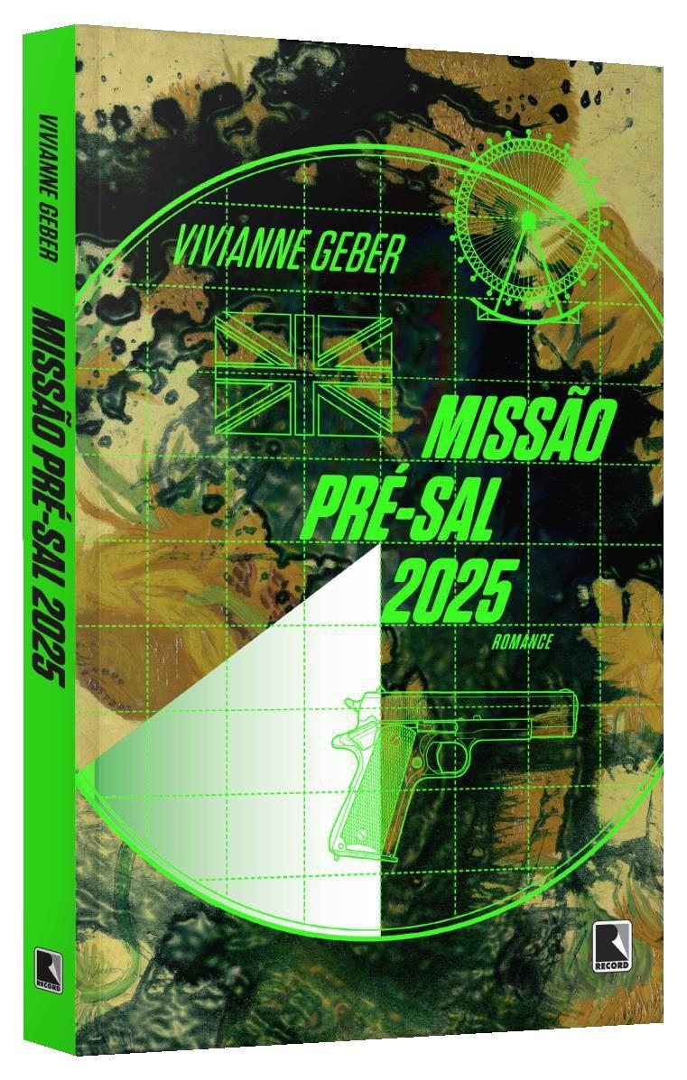 Confiram a RESENHA CRÍTICA do livro Missão Prá-Sal 2025 da