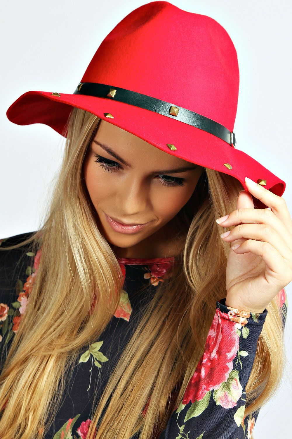 fedora hat for women