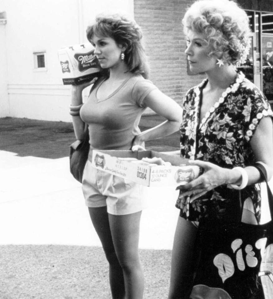 Marilu Henner and Shirley MacLaine. Cannonball Run 2 (1984 ...