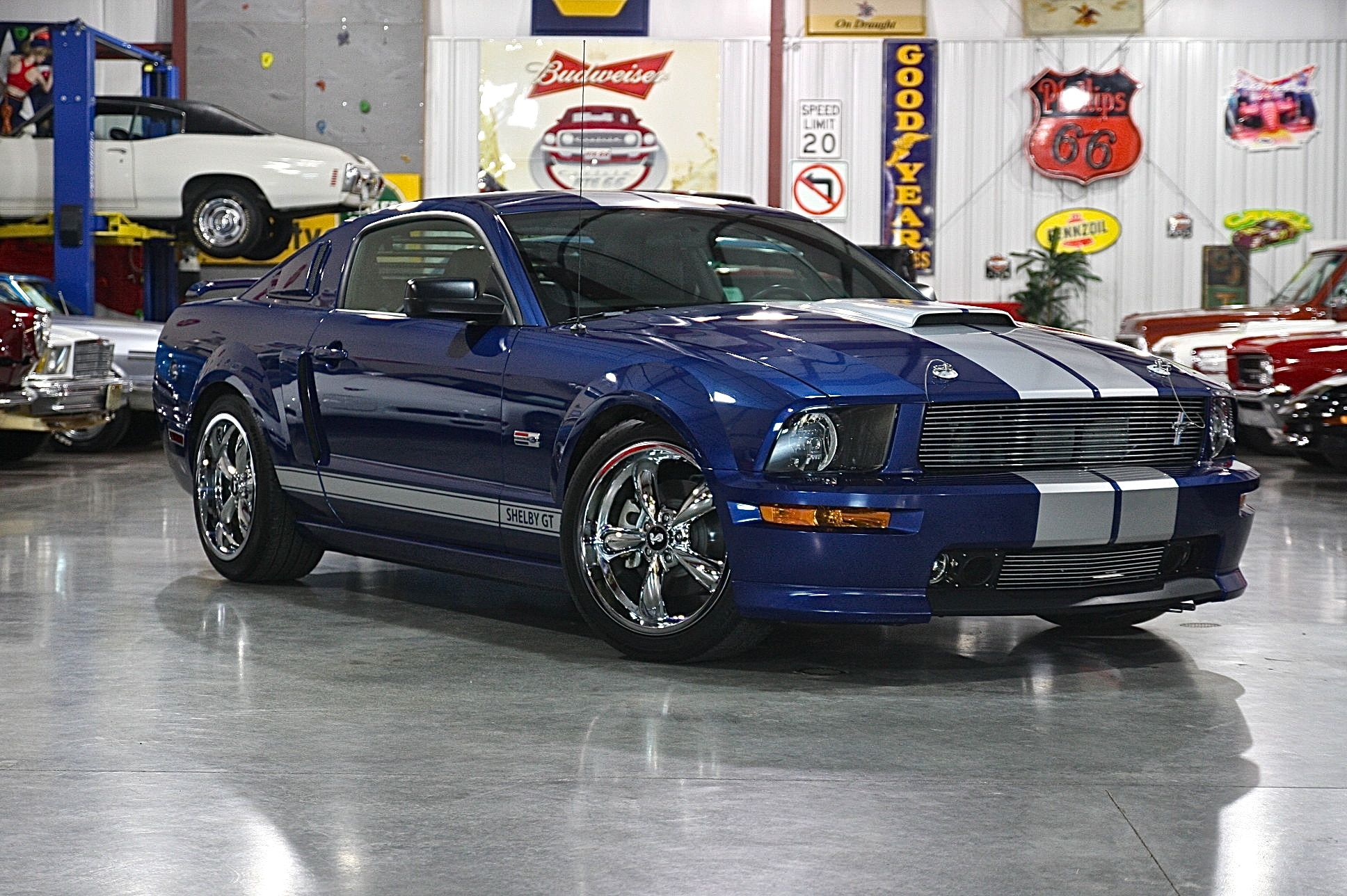 2008 Shelby GT SOLD Ford Mustang