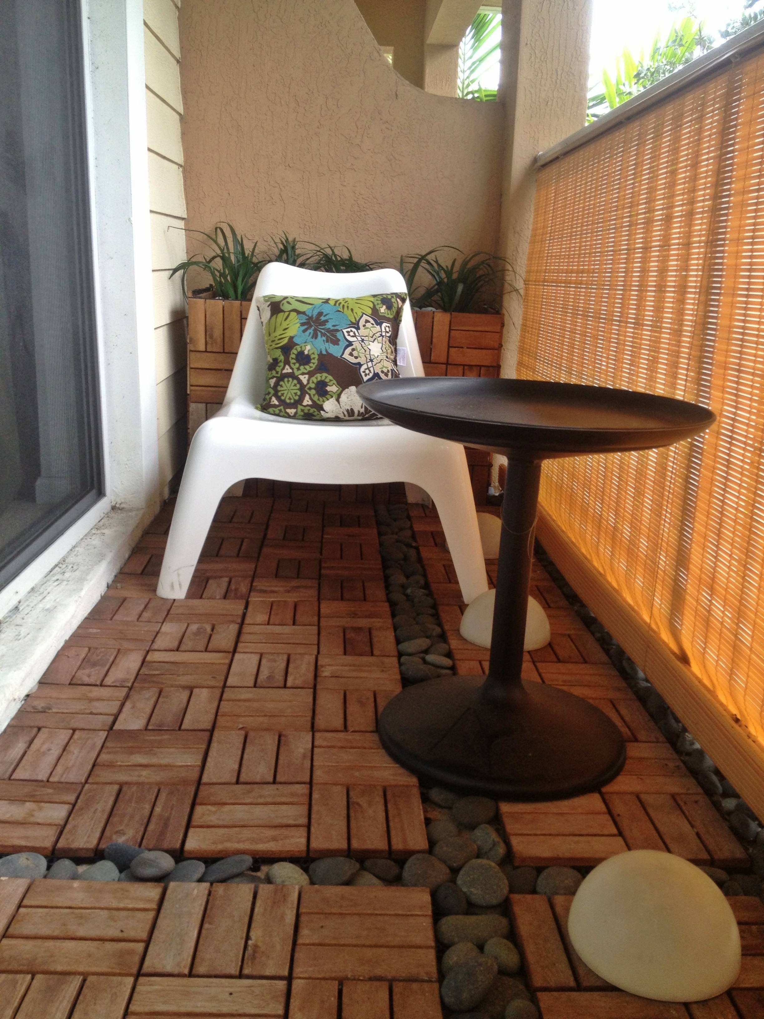 Luxury Balcony Flooring Options