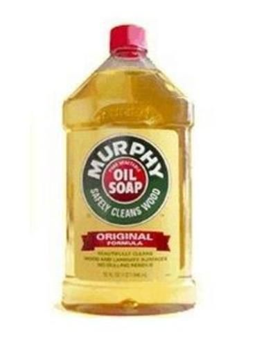 Murphy 1163 Oil Soap, 32 Oz | Cleaning wood, Cleaning ...