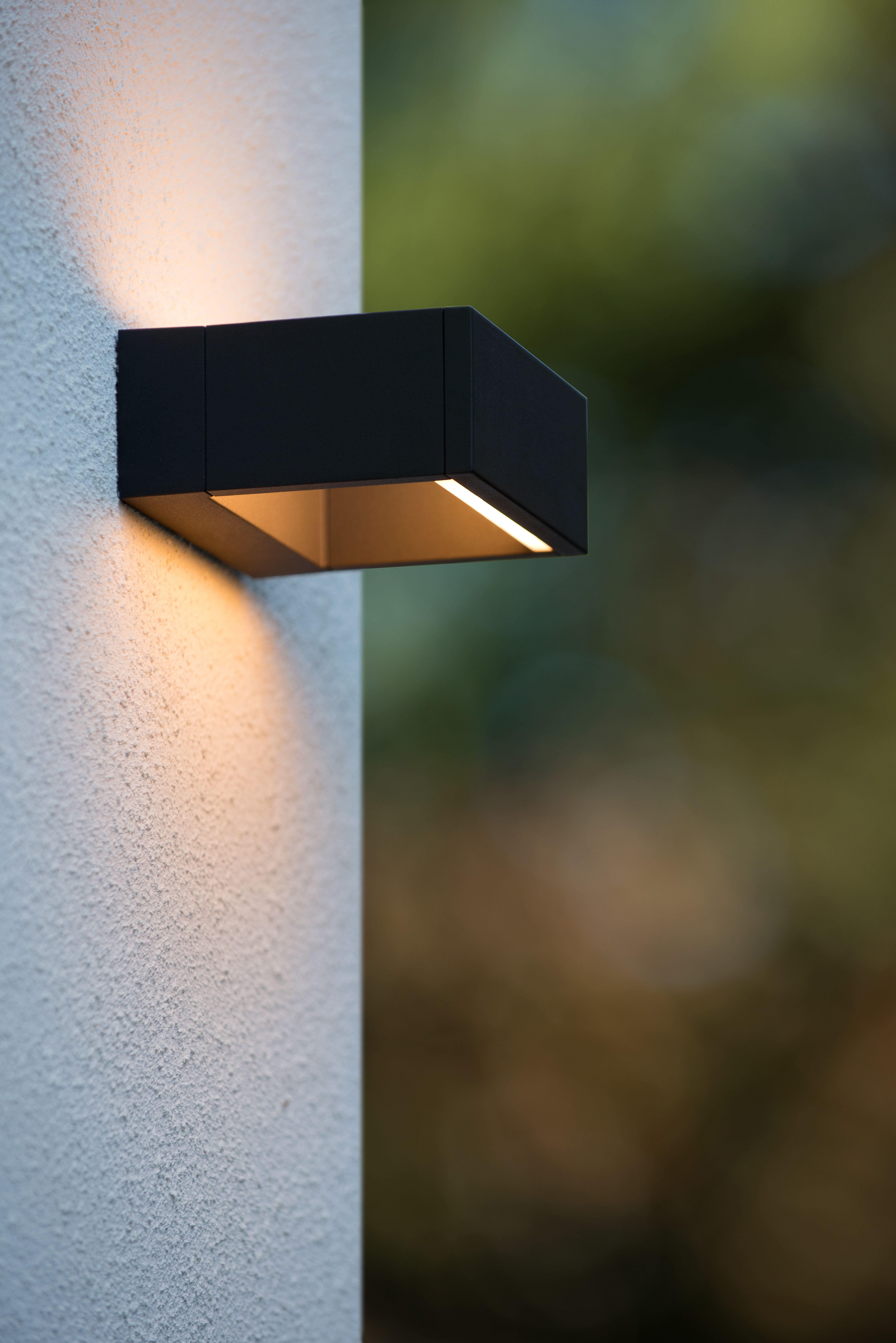 Goa Wall Light Outdoor Led 1x6w 3000k Ip54 Anthracite Outdoor Wall Lamps Wall Lights Wall Lamp Design