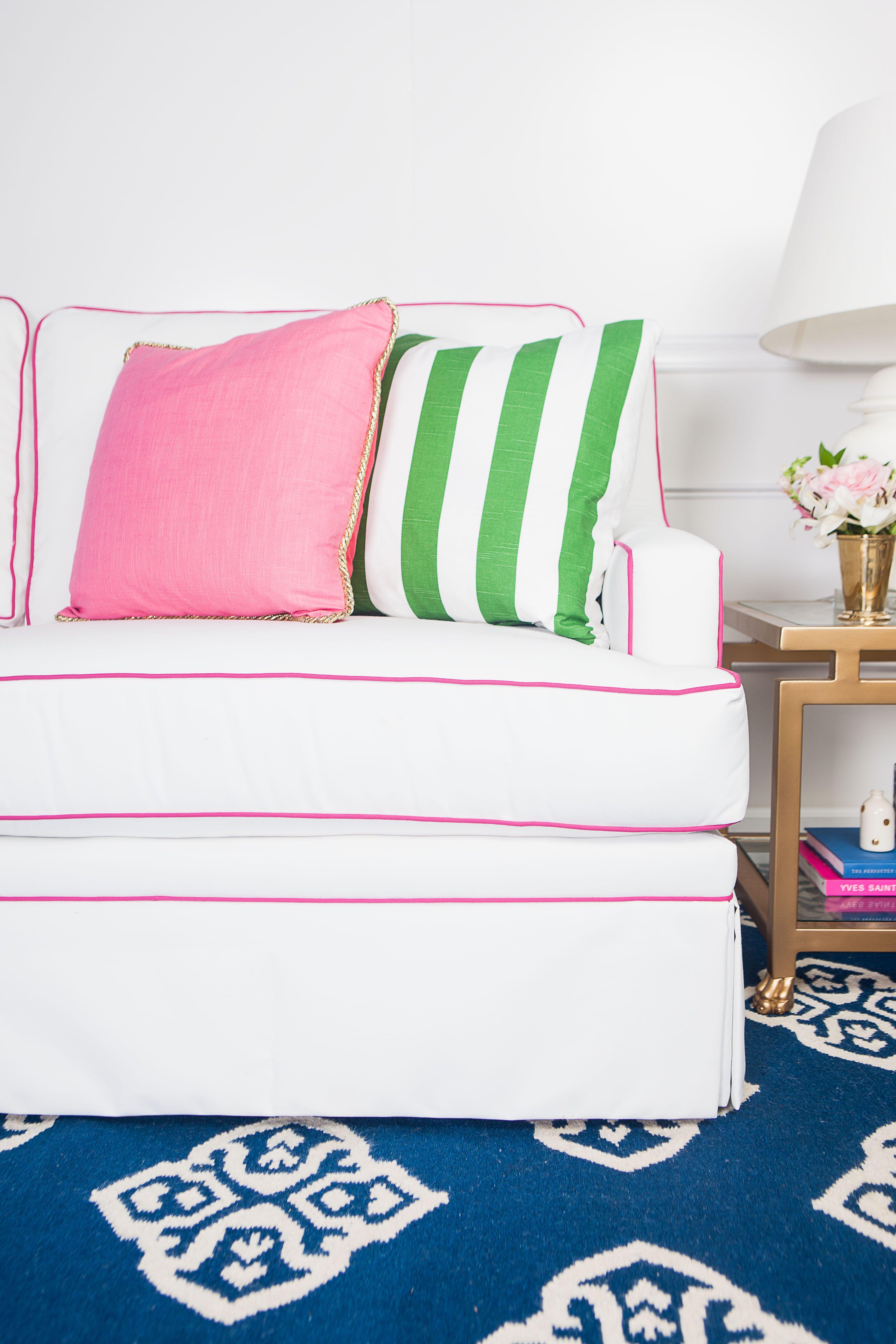 Quinn Sofa 75 Quot Green Home Decor Home Living Formal