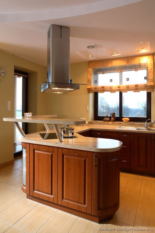 Gallery classy design ideas Living Room kitchen Idea Of The Day Cherrycolored Kitchens Gallery Classy Medium Wood Cherry Color Peninsula Ivchic Kitchen Idea Of The Day Cherrycolored Kitchens Gallery Classy