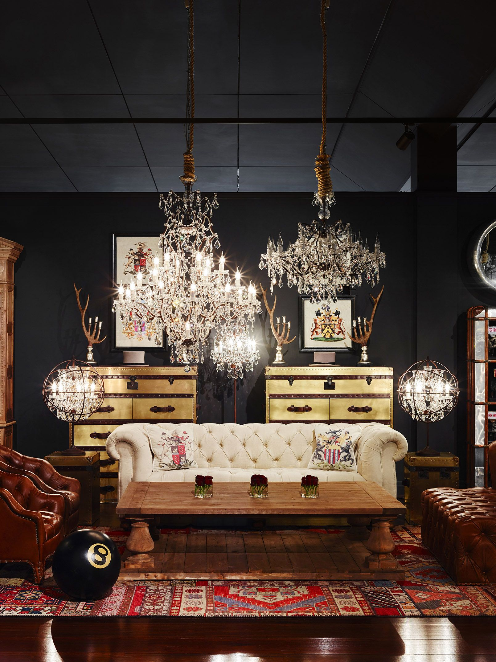 Lighting Shops Brisbane Coco Republic Brisbane Timothy Oulton 2015 Architecture Shops