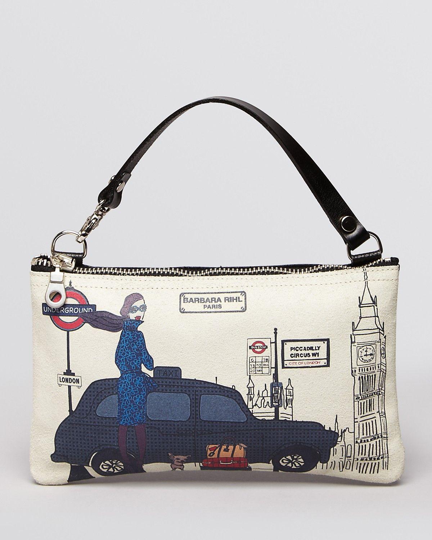 Barbara Rihl Shoulder Bag Picadilly Bloomingdale S
