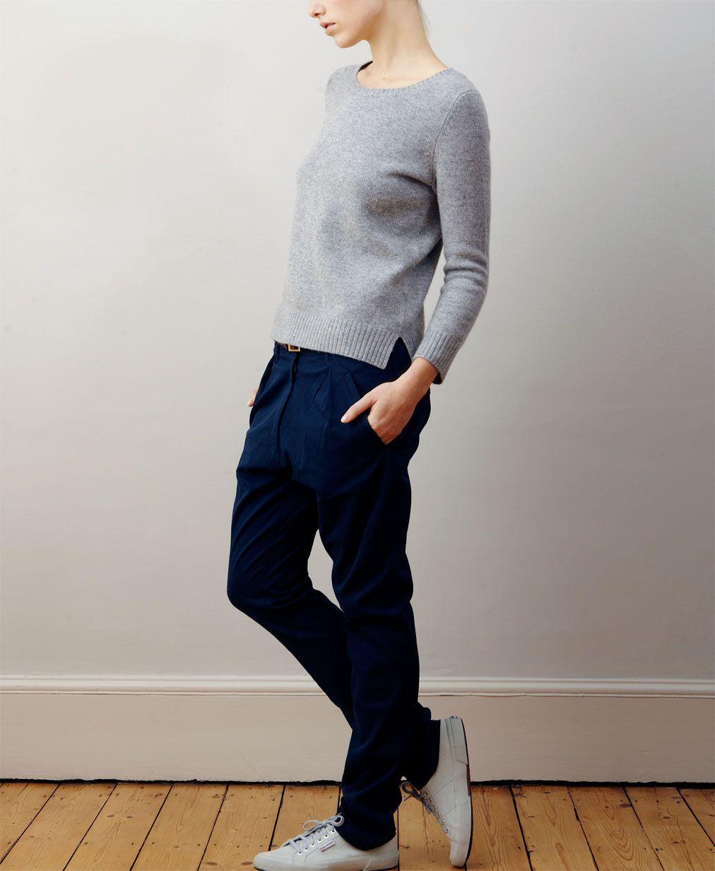 Lana Knit + Firenze Pant