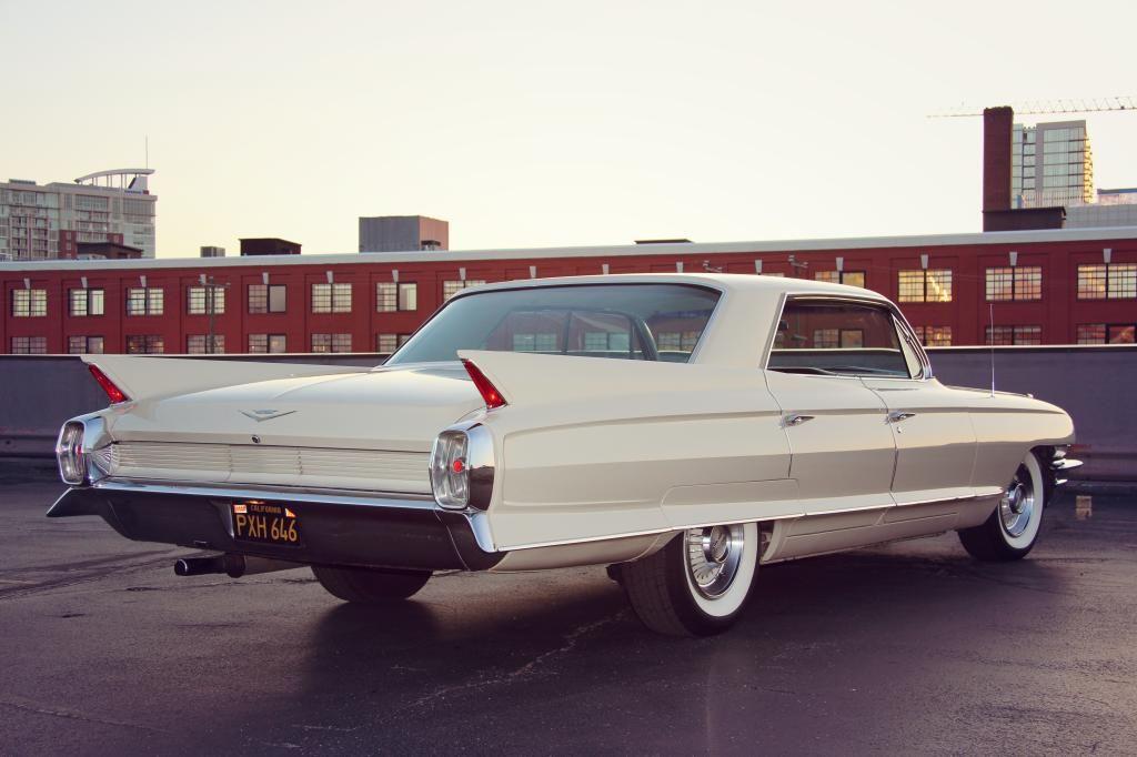1962 Cadillac Sedan de Ville 4-Door Hardtop & 1962 Cadillac Sedan de Ville 4-Door Hardtop | Wheels Wings ... pezcame.com
