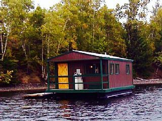 greenville cabin rental moosehead lakes only floating camp