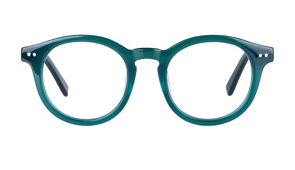 Si lo que buscas son unos lentes redondos pequeños los Daria son ...