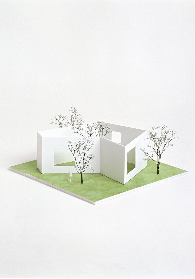 Sou Fujimoto  garden gallery skulpturenpark koeln