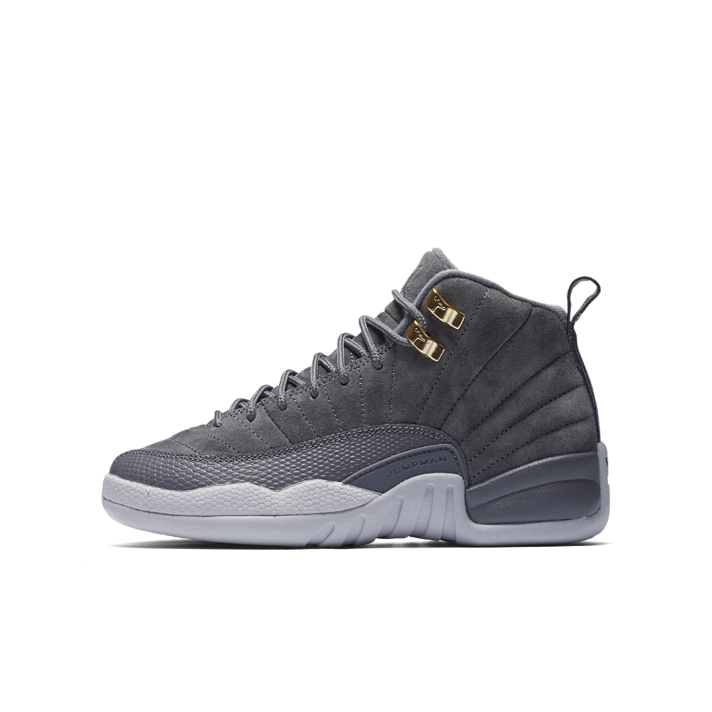 official photos 26c09 1b161 Air Jordan Retro 12 Big Kids' Shoe, by Nike Size | Products ...