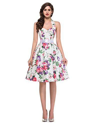 Vintage Wiggle Dresses 50's Style Floral Print Size S F-2 GRACE KARIN® Vintage Dresses http://www.amazon.com/dp/B00UAHG6R4/ref=cm_sw_r_pi_dp_eYMcxb0M6D3J0