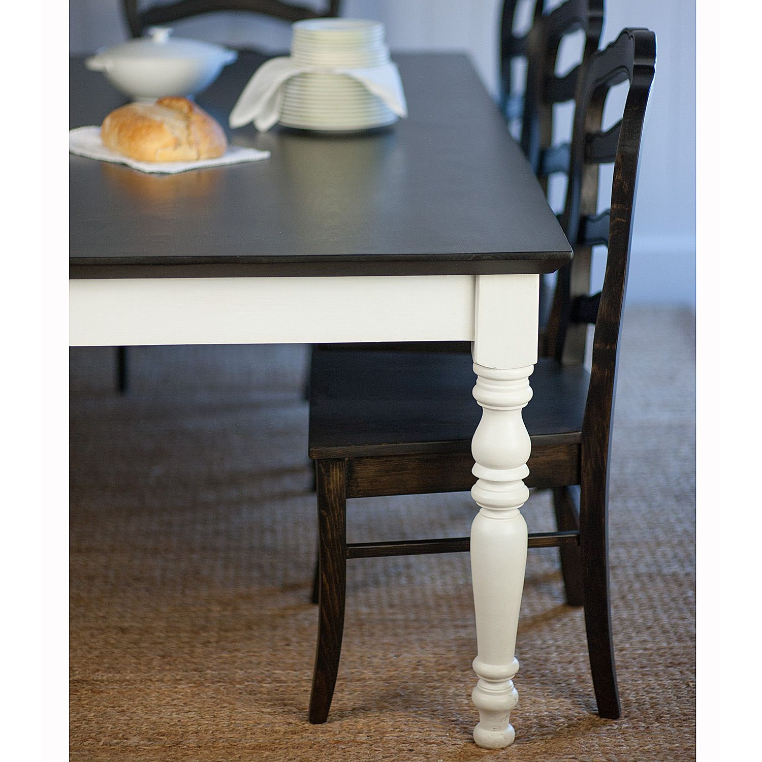 Bradshaw Kirchofer English Farmhouse Dining Table Layla Grayce