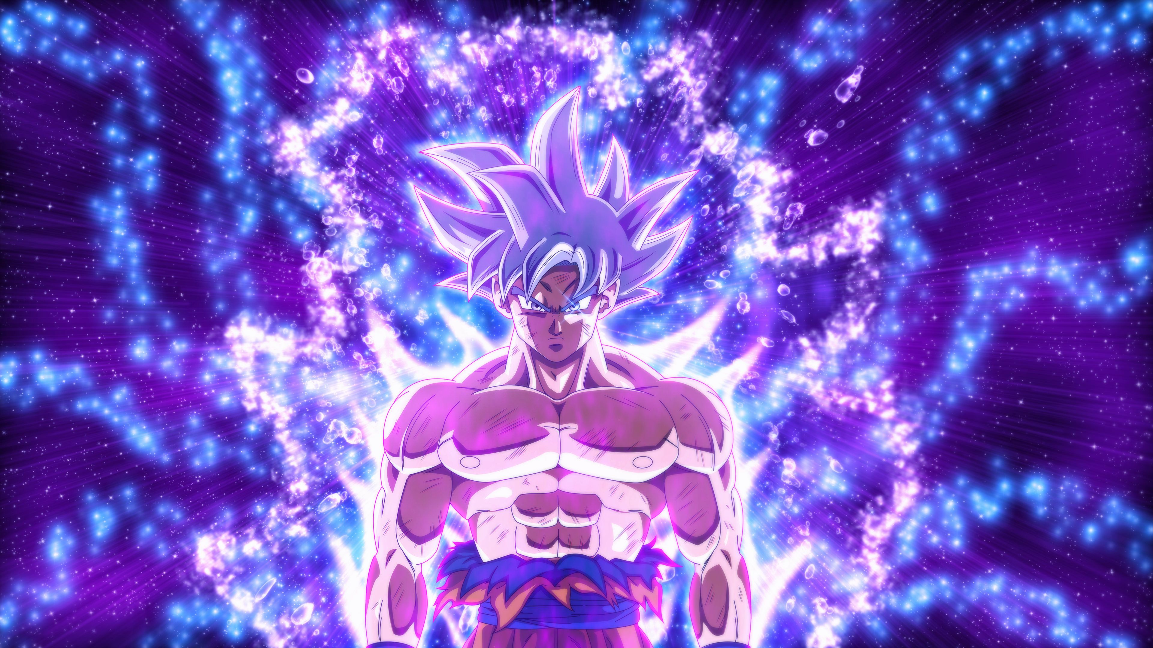 Phone Goku Ultra Instinct Hd Wallpaper 4k
