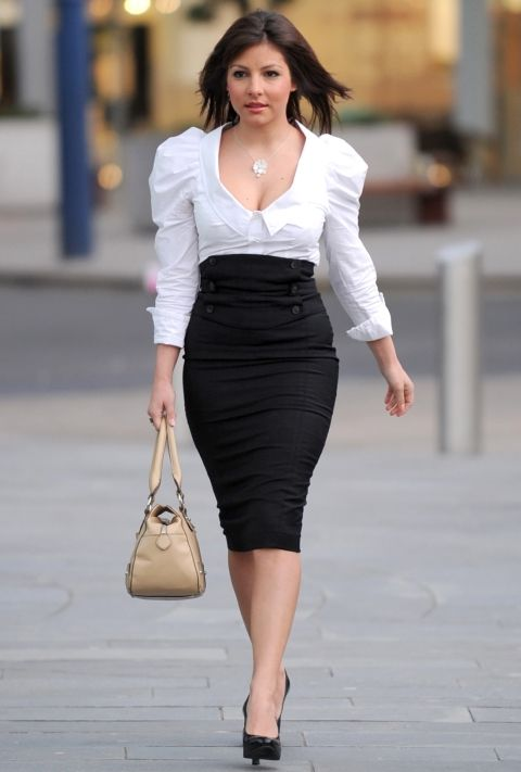 High Waisted Pencil Skirts Sale | Jill Dress