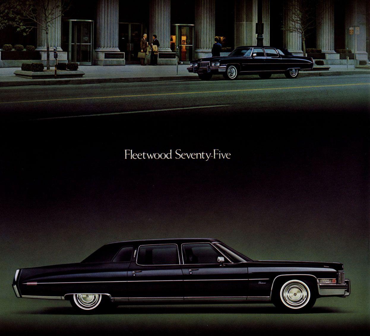 Wilson Cadillac: Cadillac Fleetwood, Cadillac, Cars