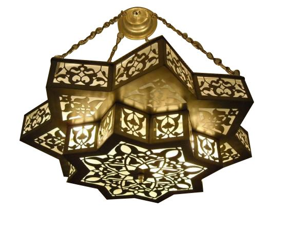 Moroccan Lighting Lights Style