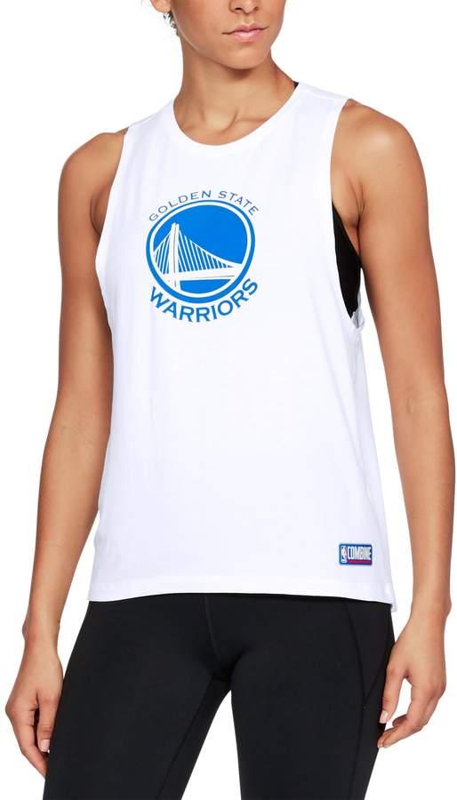 super popular e94f2 da08c Under Armour Women s NBA Combine Authentic Muscle T-Shirt