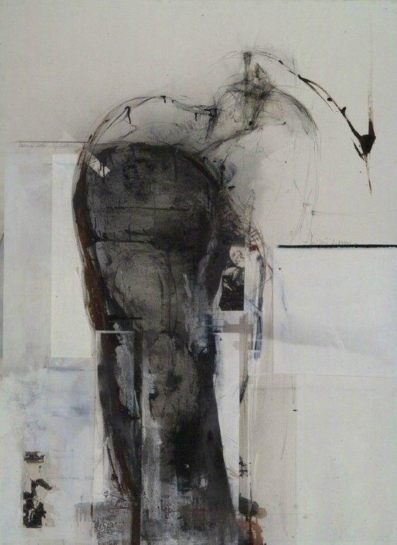 """Saatchi Online Artist: Hans-georg Assmann; """"Drachentter"""""""