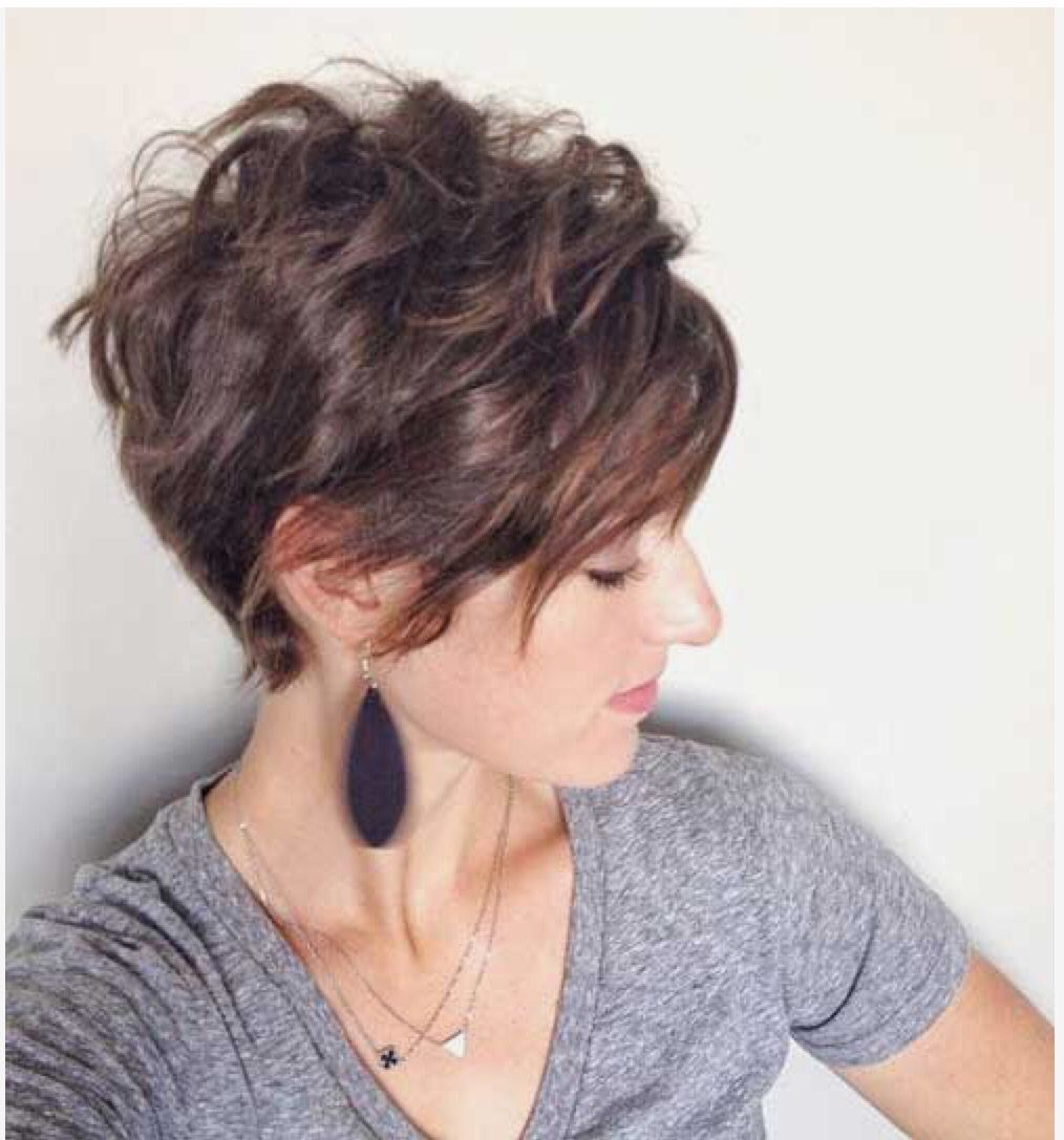Choppy shattered piecy pixie adorable fashion pinterest