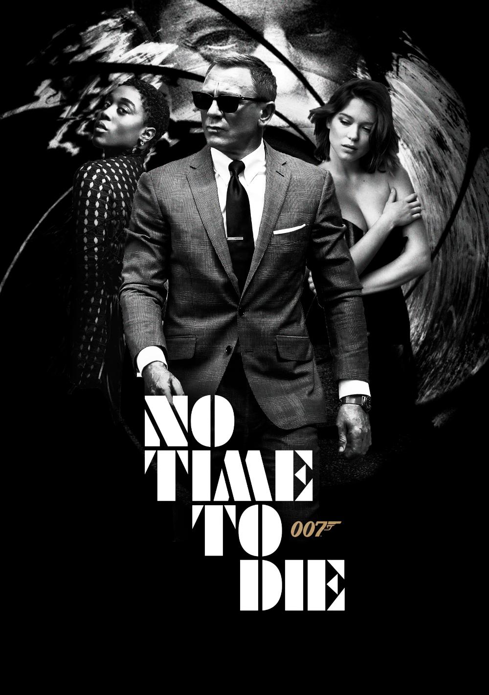 No Time To Die Fan Arts Page 32 Mi6 Community James Bond Movies New James Bond James Bond Movie Posters