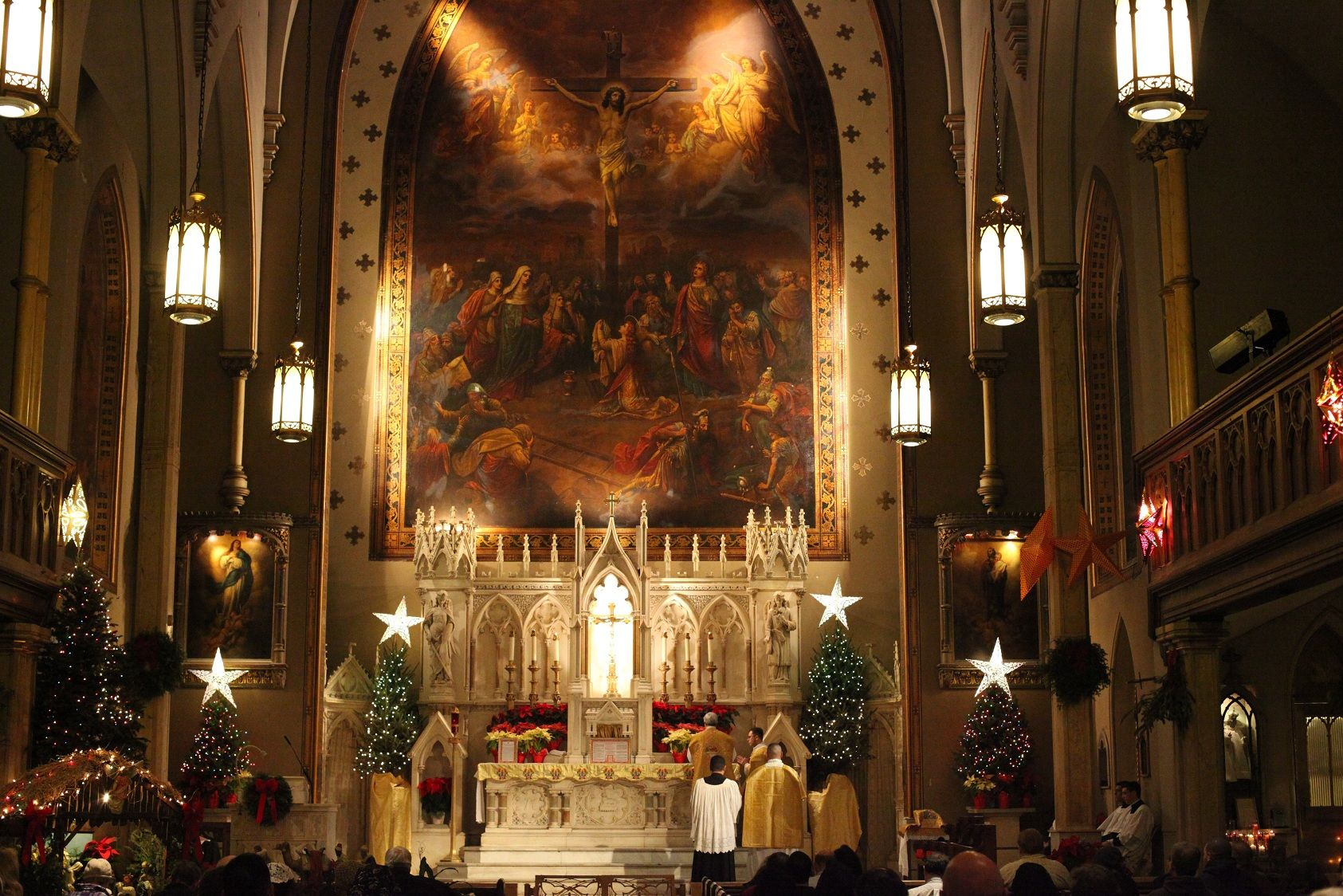 Church of the holy innocents 126 west 37th street at