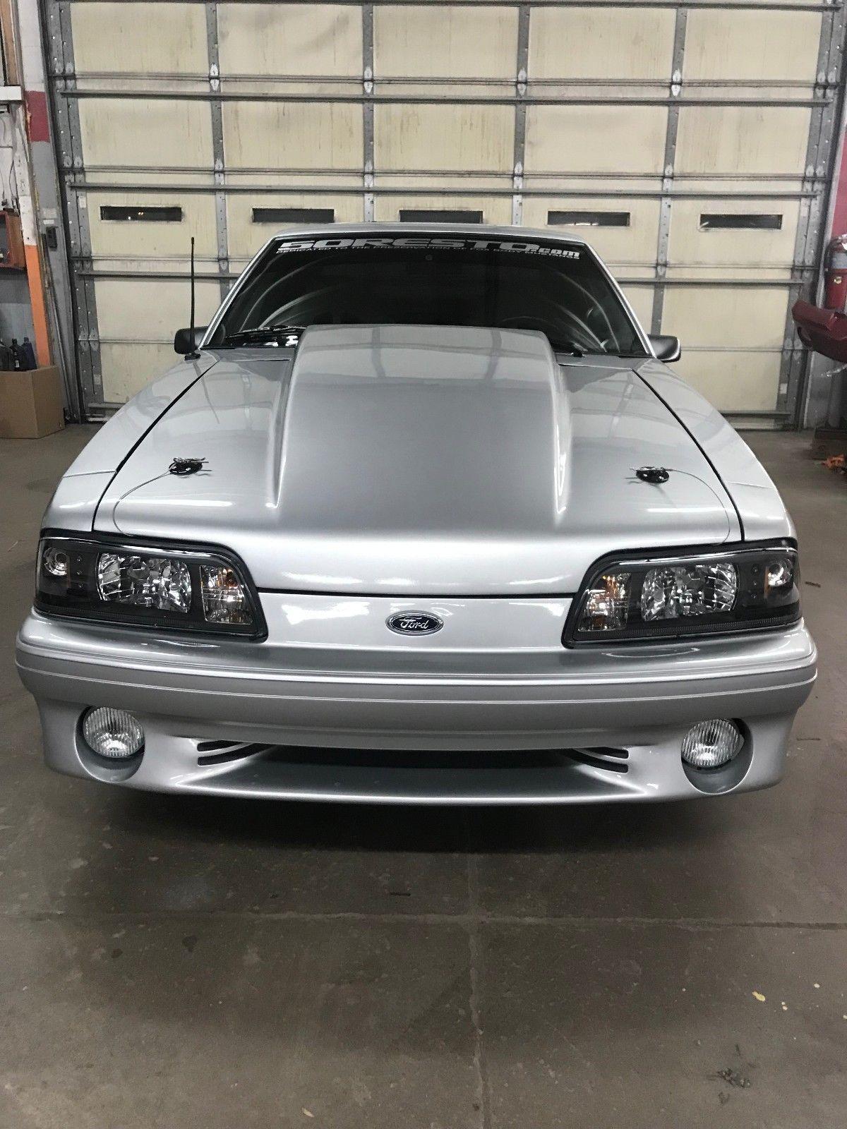 eBay 1991 Ford Mustang GT 1991 Ford Mustang GT 331 Stroker Super