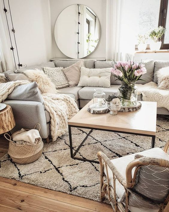 How Can The Living Room Decoration Better Highlight Its Own Personality And Mak Bohemian Living Room Decor Living Room Decor Apartment Living Room Decor Modern
