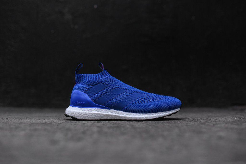 Adidas Ace 17 Pure Control Ultra Boost Blue Adidas