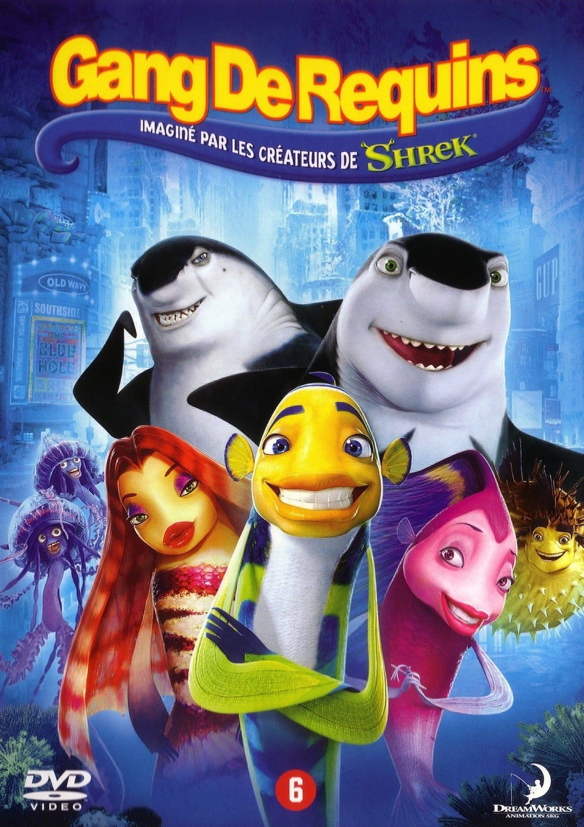 Ver»HD. Shark Tale [2004] Película Completa Gratis