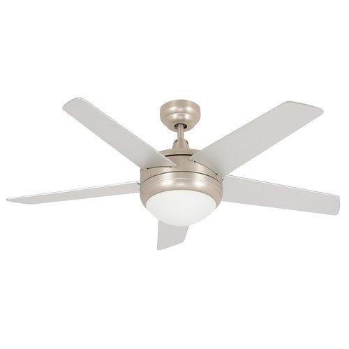 Mercury Row 122cm Fogg 5 Blade Ceiling Fan With Remote Ceiling