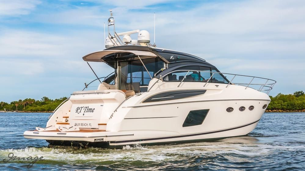 Product Homepage - Our Listings - 48 ft 2014 Princess V48 ...