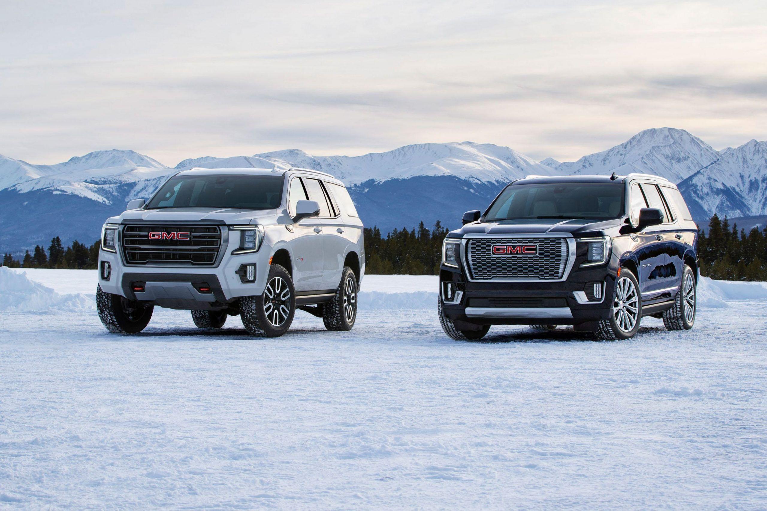 2021 Gmc Yukon Xl Denali Price Release Di 2020