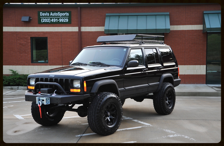 Lifted Cherokee Xj For Sale Jeep Cherokee Lifted For Sale Davis Autosports Davis Autosports Camiones Jdm Muscle Cars
