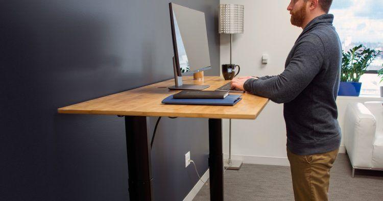 Five Of The Best Smart Desks For Your Home Office Standing Desk Desk Smart Desk