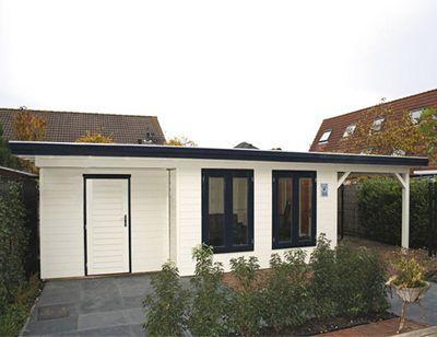Gamme cabane cabanon pavillon jardin chalet bungalow chalet pinterest chalet cabanon et - Baraque de jardin ...