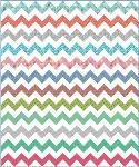 Urban Chevrons Nancy Mahoney - Free Patterns