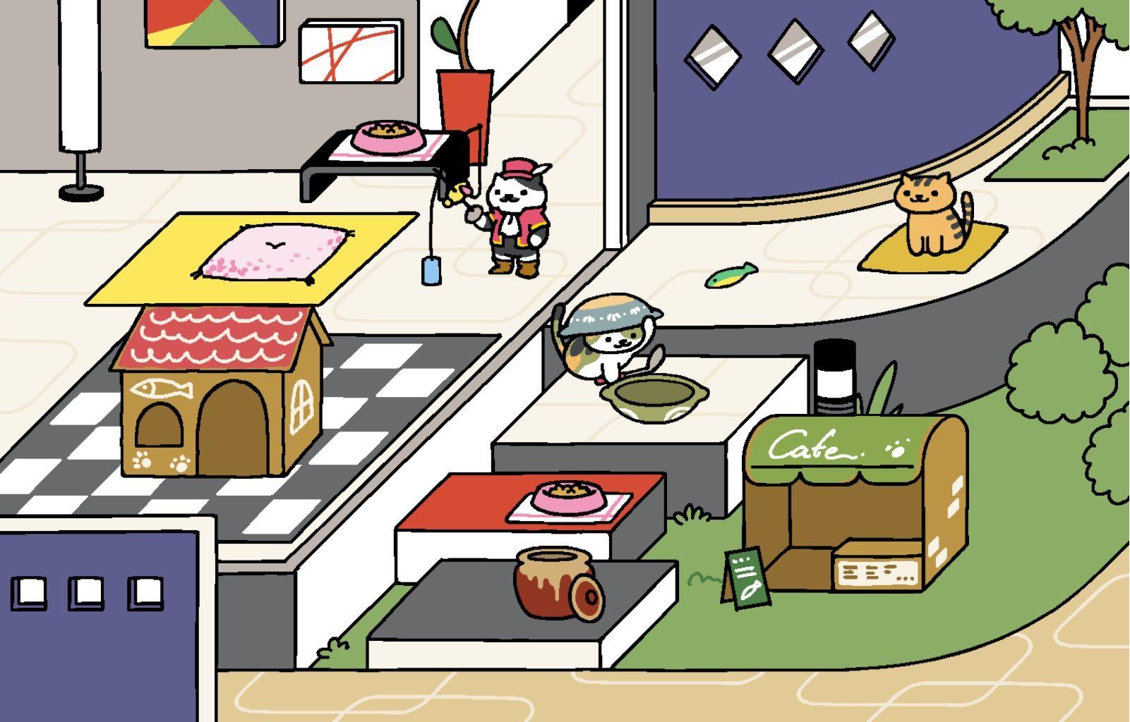 Neko Atsume 97