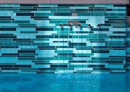 Interstyle Tiles Laguna Hills Pool Glasstints Pool Tiles 2 Tile Projects Unique Glass Tile Beautiful Tile Work