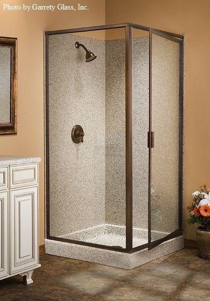 Glass Shower Door Installation Costs Price To Replace Shower Door Install Glass Shower Door Shower Doors Custom Shower Doors