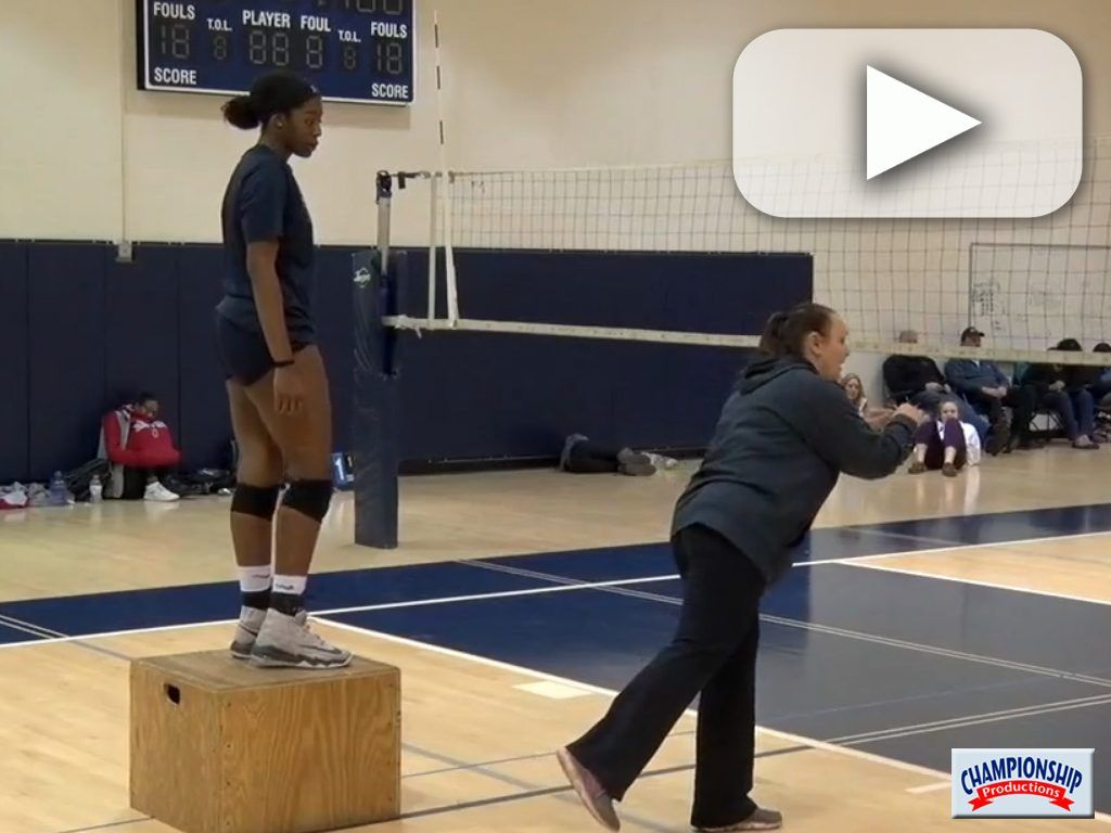 Hitting Footwork Drill Silvia Johnson Metro Volleyball Club Video Coaching Volleyball Volleyball Drills Volleyball Clubs