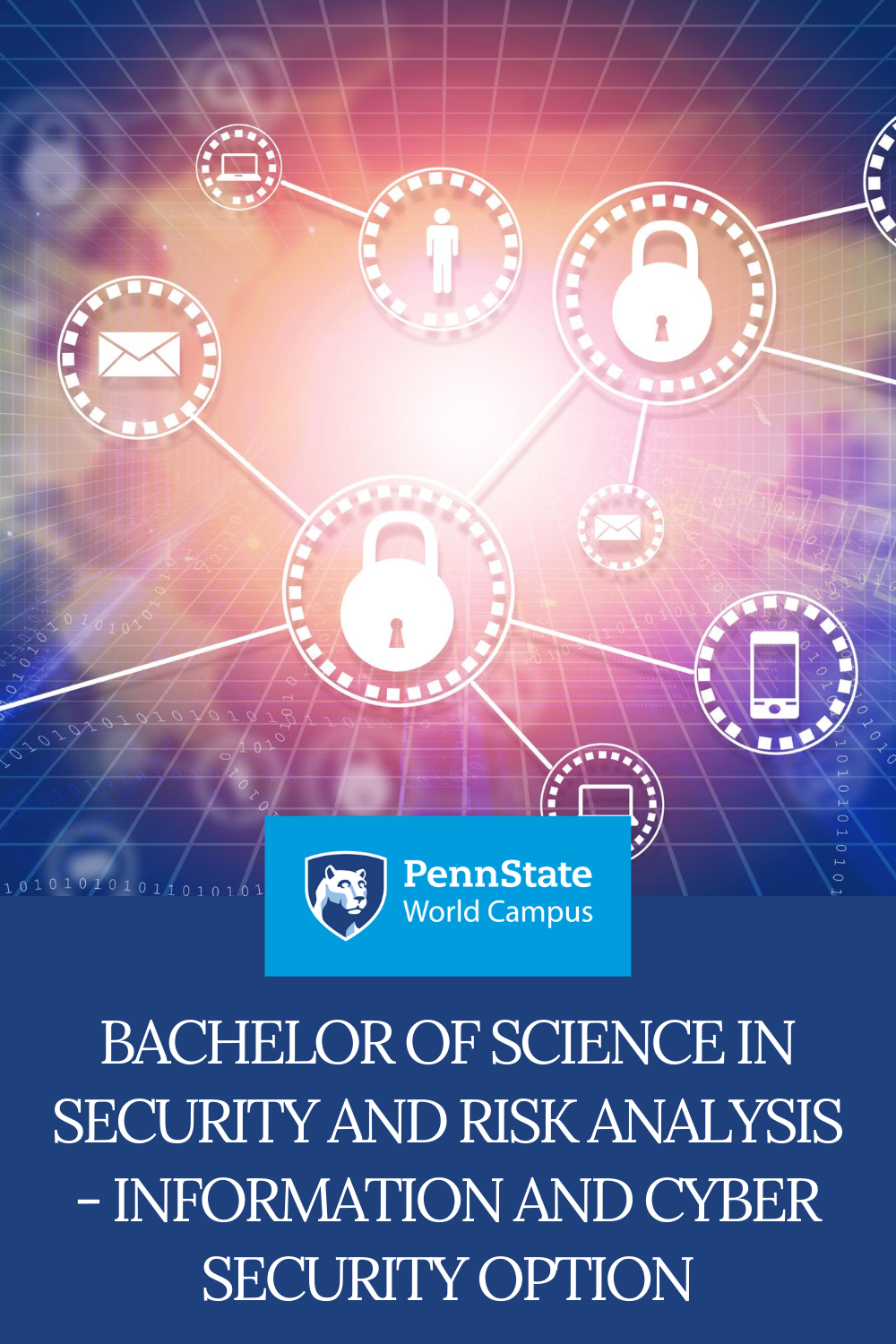 Bachelor Of Science In Security And Risk Analysis Information And Cyber Security Option Risk Analysis Penn State Analysis