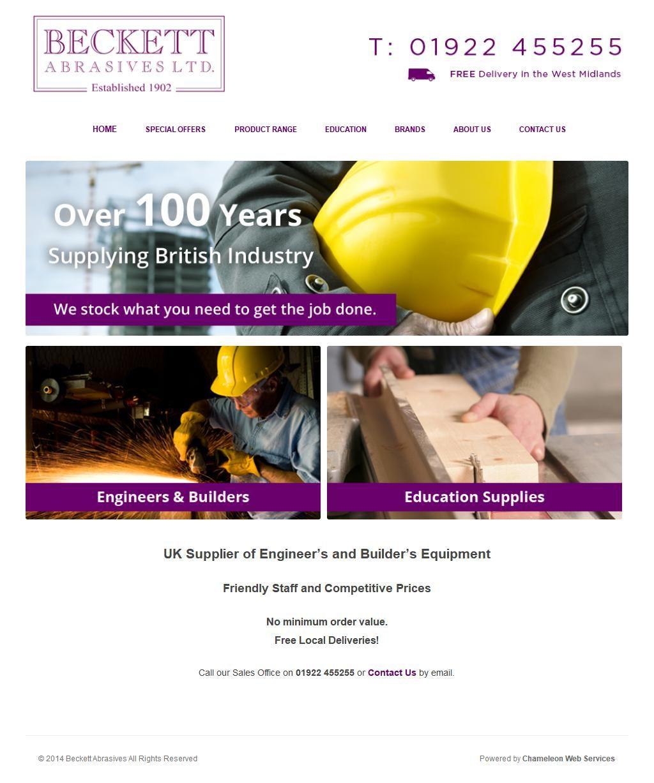 Beckett Abrasives Ltd Abrasive Manufacturers Middlemore La