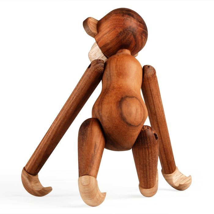 kay bojesen holzaffe design kay bojesen limbaholz, teakholz 26,5 cm, 7,5 cm, 242 g 125,00 € inklusive 19% ust zzgl. versandkosten