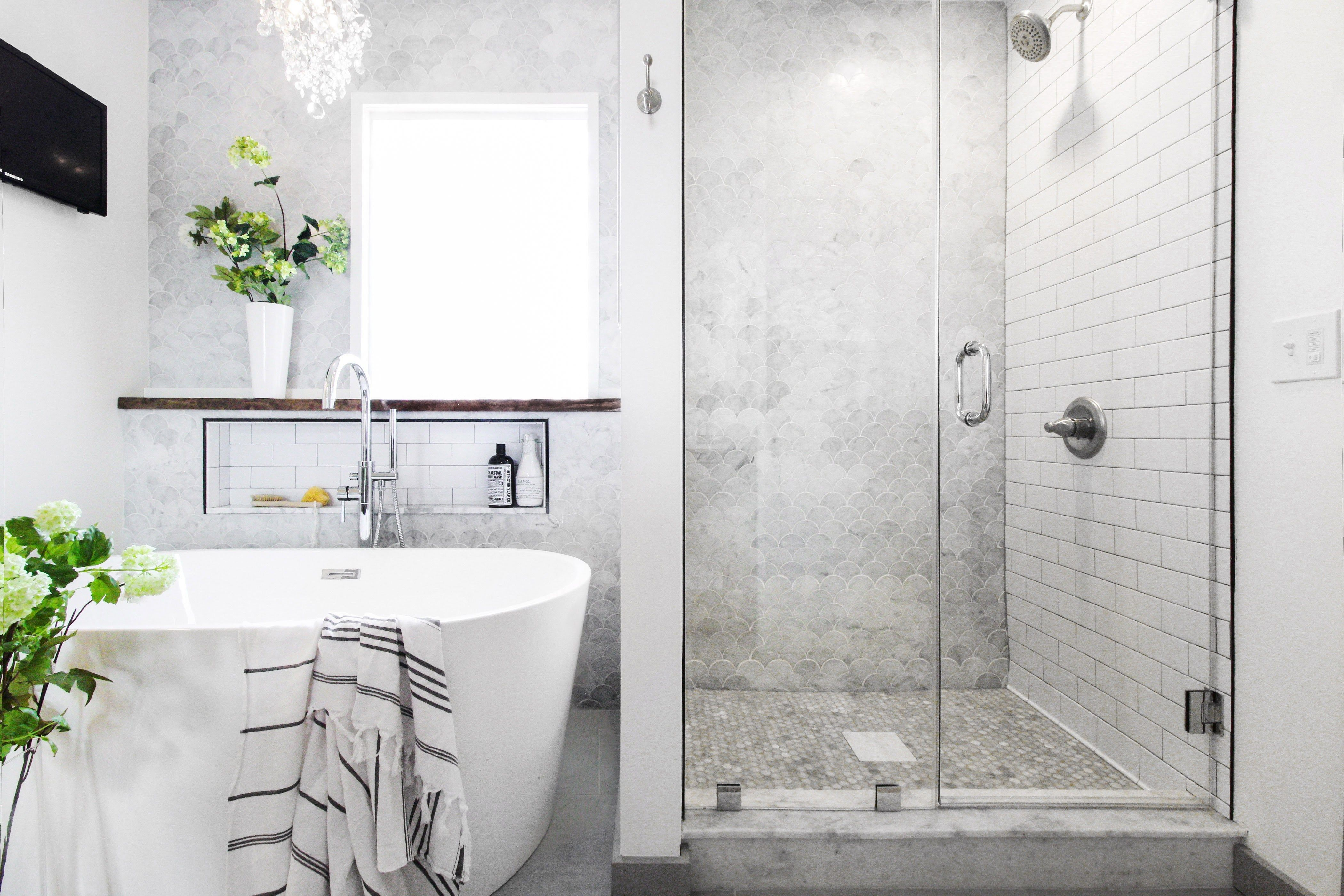 Before & After JW Bathroom Remodel