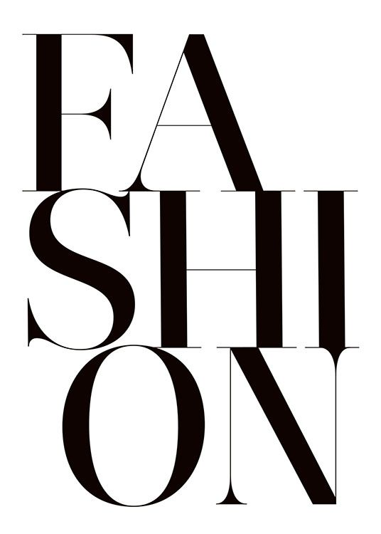 Fashion Poster Fashion Wall Art Fashion Poster Design Fashion Poster