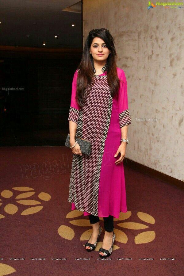 Pin By Kaur Daman On Designer Kurtis Indian Designer Wear Kurti