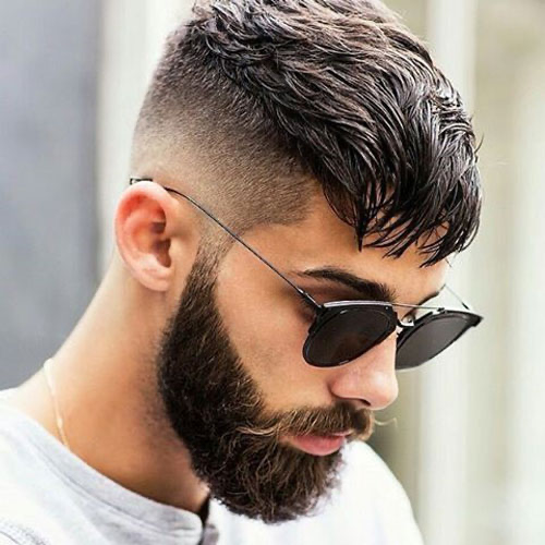 How To Ask For A Haircut Hair Terminology For Men 2020 Guide Mens Hairstyles Short Black Haircut Styles Crop Haircut